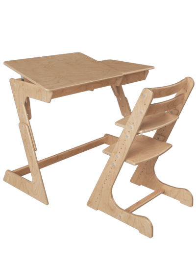Парта Макси со стулом Комфорт